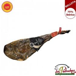 Iberian acorn fed ham DO Los Pedroches - Belloterra (jamón ibérico bellota)