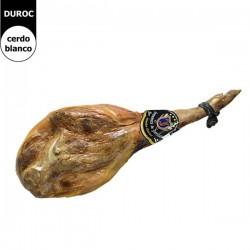 Serrano Gran Reserva Duroc Ham - Jamones de Juviles