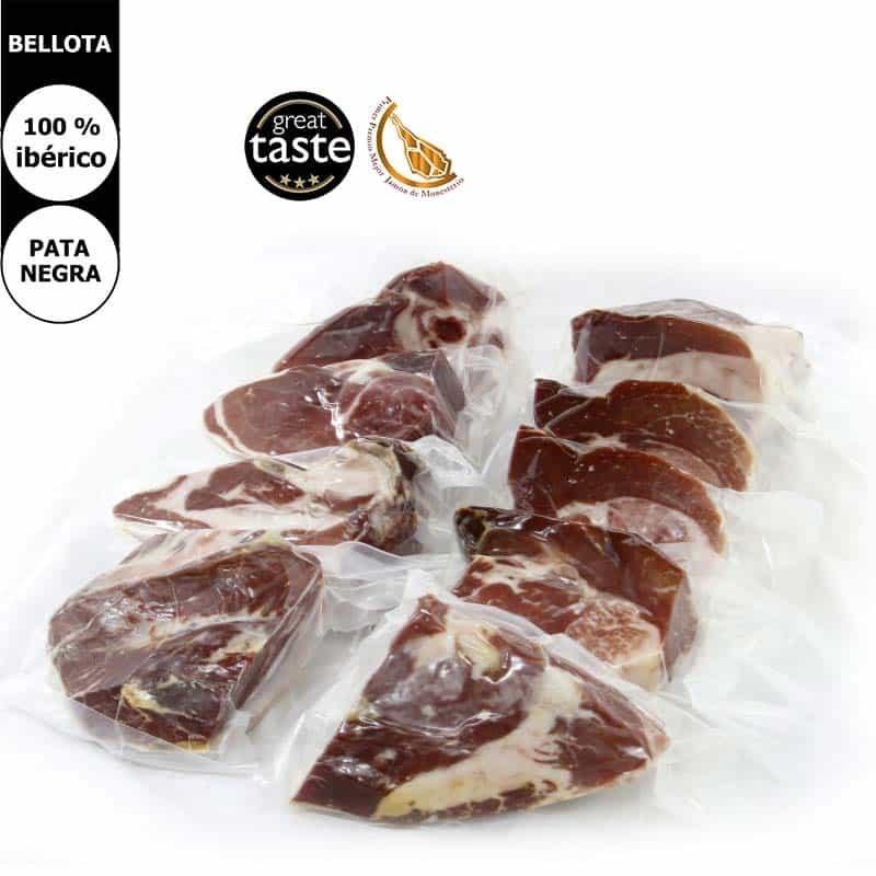 Pata Negra boneless ham from Extremadura