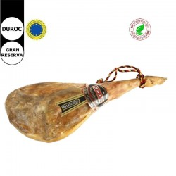 Gran Reserva Duroc Ham from La Alpujarra - Preservatives free